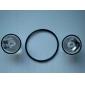 Eclairage Lampes Torches LED / Lampes Frontales LED 4000/3000/5000 Lumens 4.0 Mode Cree XM-L T6 18650 Rechargeable / Tête crénelée