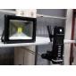 Projecteurs LED Blanc Chaud / Blanc Froid 20W 1 LED Haute Puissance 2000 LM AC 85-265 V