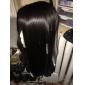 4 delar Ret Hårförlängning av äkta hår Peruanskt hår 350+/-20 8-30 Människohår förlängningar