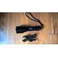 LED-Ficklampor / Framlykta till cykel LED Cykelsport Justerbar fokus 18650 Lumen BatteriCamping/Vandring/Grottkrypning /