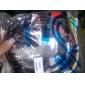 HDMI-hane-till-3RCA-hane-ljud- och bildkabel (1,4 m, V1.3)