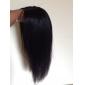 6a obearbetat mongoliska jungfru håret rakt med stängning 3 buntar med 4 * 4 spets stängning människohår väv av nedläggning