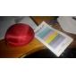 färgrik regnbågedesign anteckningsblock