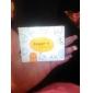mignon 200 pages dix doigts autocollant signet mémo notes autocollantes tampons