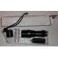 Belysning LED-Ficklampor / Ficklampor LED 200 Lumen 3 Läge Cree XR-E Q5 18650 / AAA Justerbar fokus Plast