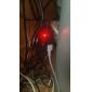 3d 1080p 3-port 3 x 1 v1.3 câble du concentrateur commutateur HDMI 0,08 m de 55cm (noir)