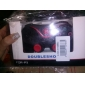 contrôleur sans fil bluetooth doubleshock de jeu manette + câble de chargeur usb + bouton protecteur pour PS3