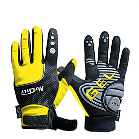 Nuckily Sports Gloves Bike Gloves / Cycling Gloves Keep Warm Waterproof Windproof Wearproof Anti-skidding Protective Shockproof 1637550