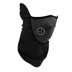 Men's / Women's Ski Mask Windproof, Thermal / Warm, Fleece Lining Winter Sports Polyester, Fleece Pollution Protection Mask Ski Wear / Stretchy 329379
