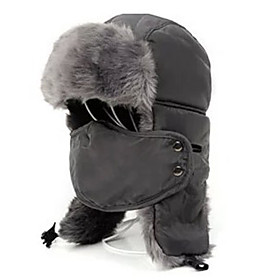 Ski Pollution Protection Mask / Hat Men's / Women's Thermal / Warm Snowboard Polyester / Fleece Winter Sports Winter 5204755
