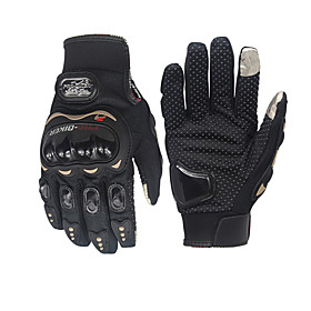 Motorcycle Pro-Biker Glove Cycling Bicycle Racing Gloves Motorcycle Full Finger Non-Slip gloves 5981612