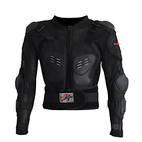 Motorcycle Racing Armor Protector Motocross Off-Road Chest Body Armour Protection Jacket Vest Clothing Protective Gear 5496738