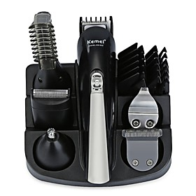 Kemei Hair Trimmers for Men and Women 100-240 V Low Noise / 5 in 1 / Light and Convenient 6629731