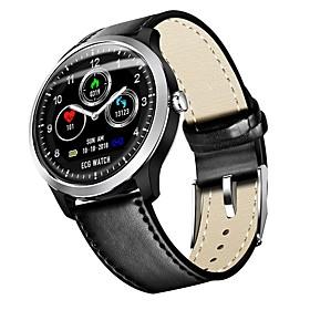 BoZhuo N58 pro Smart-Armband Android iOS Bluetooth Sport Wasserfest Herzschlagmonitor Blutdruck Messung EKG  PPG Schrittzähler Anruferinnerung Schlaf-Tracker S Featured