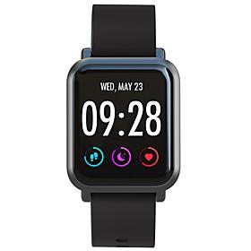 BoZhuo SN60 PLUS Smart-Armband Android iOS Bluetooth Sport Wasserfest Herzschlagmonitor Blutdruck Messung Schrittzähler Anruferinnerung Schlaf-Tracker Sedentar Featured