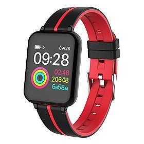 KUPENG B57A Smart-Armband Android iOS Bluetooth Sport Wasserfest Herzschlagmonitor Blutdruck Messung Touchscreen Schrittzähler Anruferinnerung Schlaf-Tracker S Featured