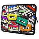 Retro Tapes Laptop Sleeve Case for MacBook Air ProHPDELLSonyToshibaAsusAcer