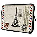 Paris Post Card Laptop Sleeve Case for MacBook Air ProHPDELLSonyToshibaAsusAcer