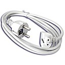 EU Power Extension Cable for Apple  MacBook 45W  60W  85W AC Adapter
