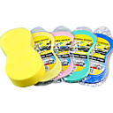 4pcs AUTO Car Washing Sponge Wash Auto Paint Care  Multipurpose Cleaning Tool Vacuum Compressed Wate
