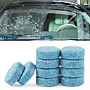 10pcs Windshield Tank Wiper Cleaner Pills Super Concentrated Car Washing Solid Effective Washer DROP