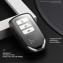 Car transparent soft rubber key case shell key case for Honda CR-V/ACCORD/ODYSSEY/CIVIC ect.all-incl