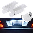 1 Pcs Car LED Luggage Lights Canbus Trunk Boot Lights12V For VW Golf 4 5 6 Polo Jetta Passat Tiguan