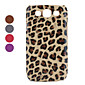 Leopard Print Hard Case for Samsung Galaxy S3 I9300 (Assorted Colors) 3204