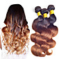3pcs lot 8 24 brazilian virgin hair color 1b 30 body wave factory wholesales raw human hair weaves 3204