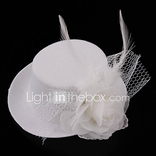 Simple Cotton With Flower Womens Hats