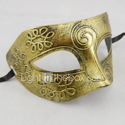 Máscaras de Halloween Máscaras de Carnaval Juguetes Tema de Horror Antiguo gladiador romano 1 Piezas Mascarada Halloween Regalo