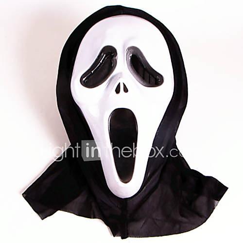 Máscaras de Halloween Juguetes Cabeza de Fantasma Tema de Horror 1 Piezas Halloween Mascarada Regalo
