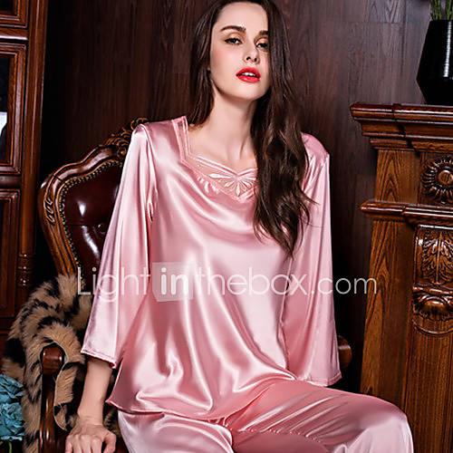 Pijama Para MujerSeda