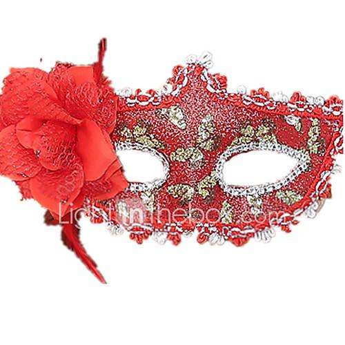 Máscaras de Halloween Máscaras de Carnaval Juguetes Novedad Tema de Horror Piezas Mujer Regalo
